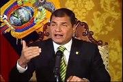 Yasuni ITT Presidente Rafael Correa por decreto será Explotado el Petroleo del Yasuni