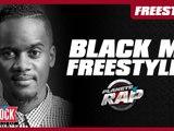 Freestyle de Black M en live dans Planète Rap !
