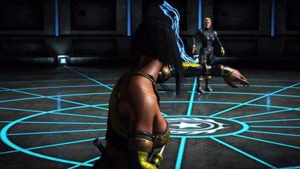 Tanya fait sa belle en vidéo de Mortal Kombat X