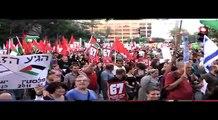 5,000 Israelis & Palestinians March for Peace in Tel Aviv (June 4, 2011)