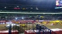 Monster Jam Lucas Oil Stadium 2013 Highlights