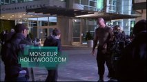 Furious 7  Dwayne 'The Rock' Johnson talks Fast & Furious  secrets  funny  superheros  Vin Diesel