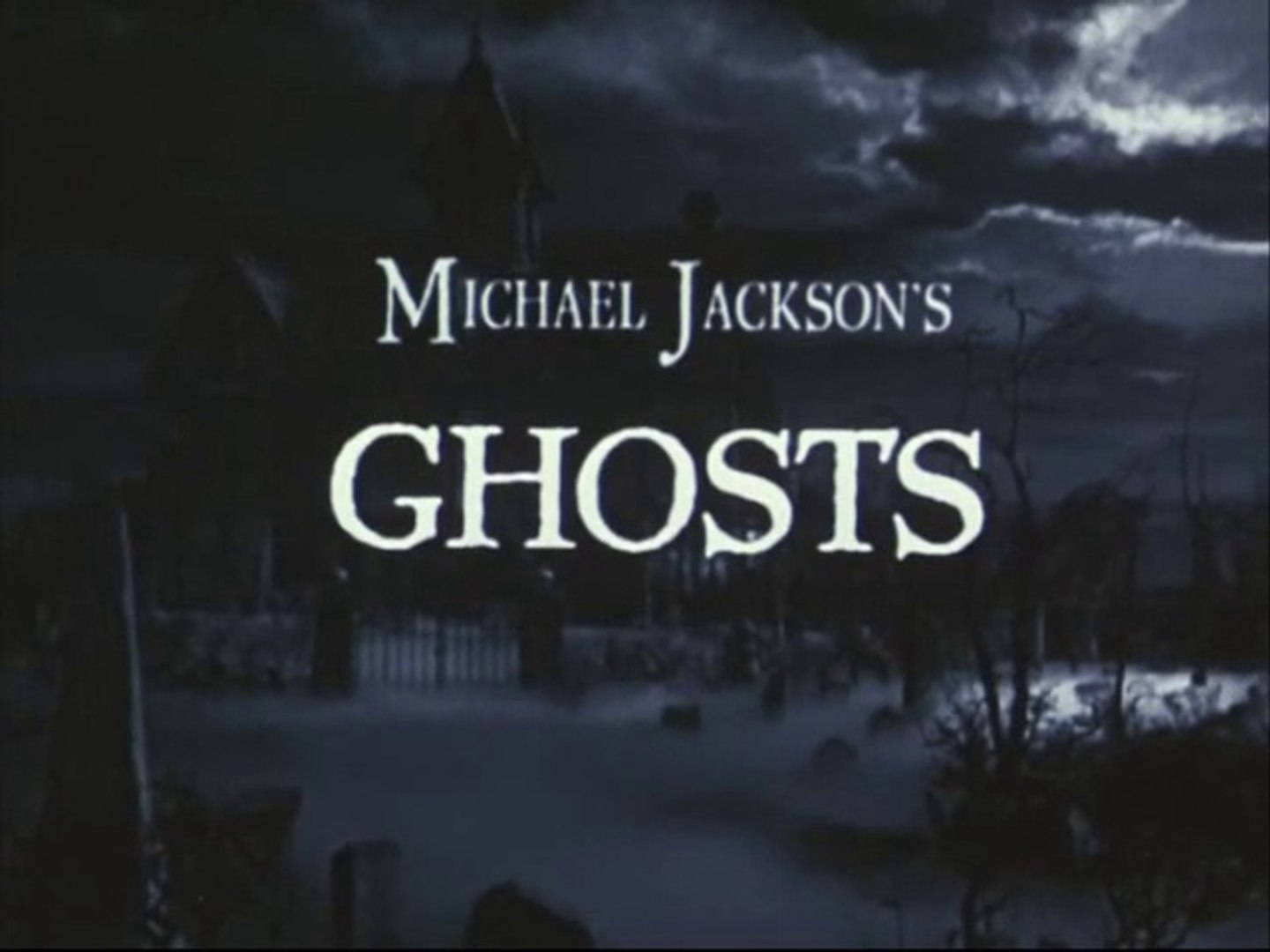 Michael Jackson S Ghosts Longue Version Vostfr Video Dailymotion