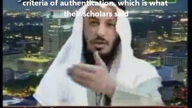 Funny Shia sheikh fails to lie about Bukhari and Muslim - English subtitles