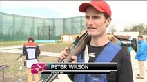 Team GB - London Olympics 2012 - Peter Wilson thankful for Olympic chance