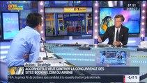 """Accor se rebaptise """"AccorHotels"""" et accélère sa présence dans le digital: Sébastien Bazin - 03/06"""