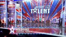 New Bounce - Britain's Got Talent 2011 audition - International Version