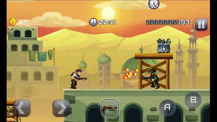 Metal Soldiers App Android o IOS Apple - AndiPlay Store APPs