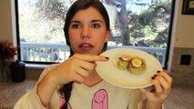 Cambria's Kitchen: 2 Minute Banana Bread!