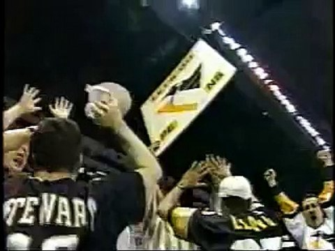 Petr Nedved scores in 4th overtime against Washington