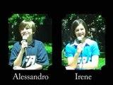 """Concorso FAI """"Mi prendo a cuore"""" - Intervista ad Irene ed Alessandro - Milano 20-5-09"""