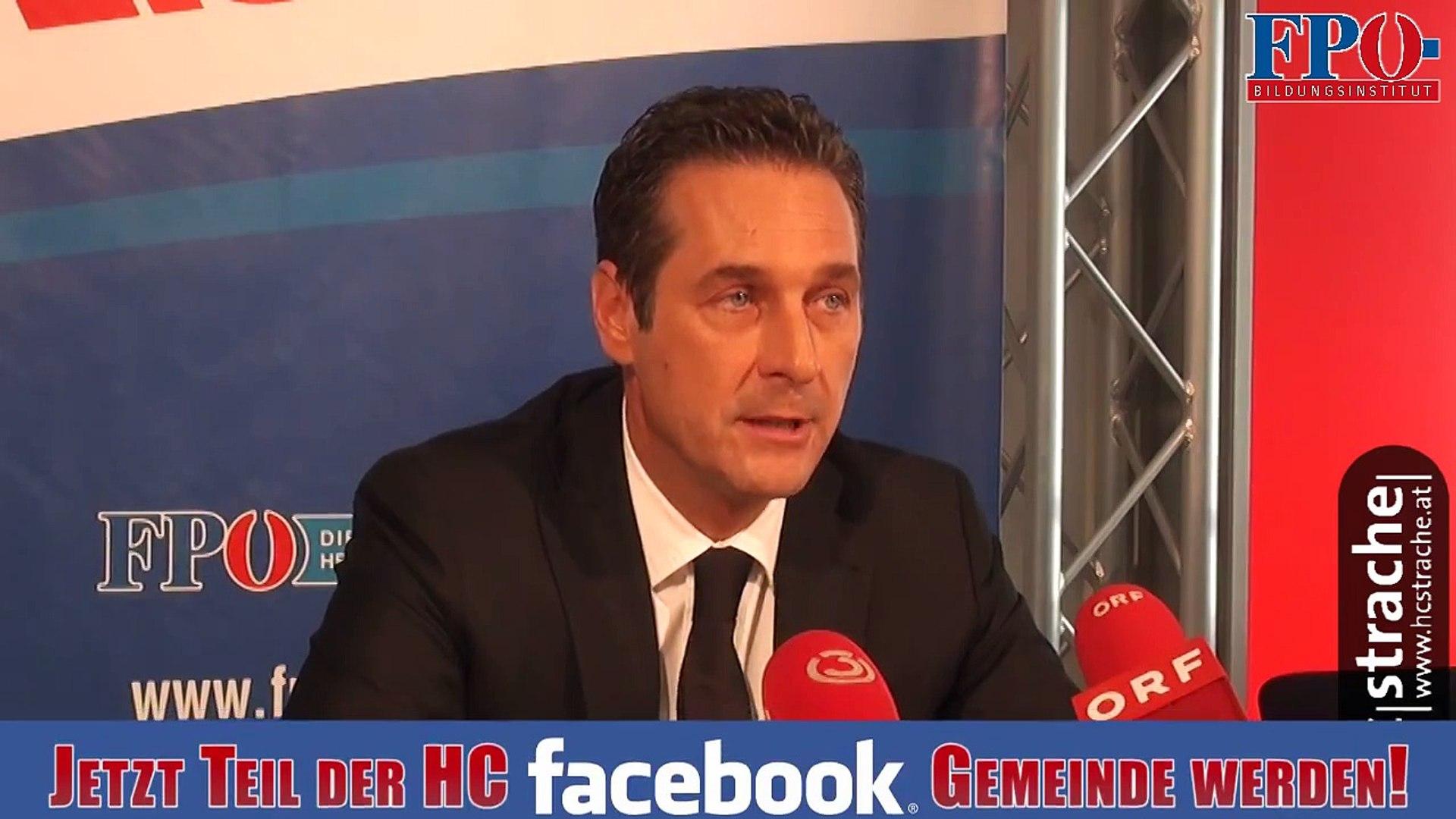 HC Strache - 760.000,- Euro an die FPÖ?