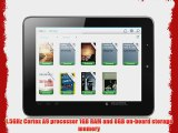 Nextbook 8 Android 4.1 Google 1.5Ghz CPU With 8GB Memory Webcam Video Maps MP3 Player EBook
