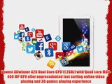 iRulu 10.1 inch Android Tablet PC 4.2 Jelly Bean OS Dual Core Allwinner A20 CPU Dual Cameras