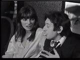"""Interview de Serge Gainsbourg et de """"Jeanne Gainsbourg""""  par Philippe Bouvard en 1971"""