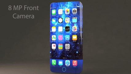 Concept iPhone 7 Edge de 2015