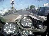 Honda NSR 125 OnBoard (TankCam) ; V-max check