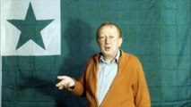 Esperanto-Symbole - Flagge - ESPERANTO & DEUTSCH