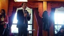Café Politique avec Pierre-Yves Bournazel Sur le thème de la sécurité - Intervention de Pierre-Yves Bournazel