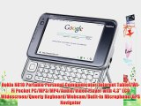 Nokia N810 Portable Personal Communicator/Internet Tablet/Wi-Fi Pocket PC/MP3/MP4/Audio/Video
