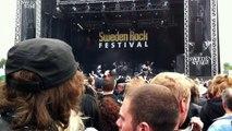 Sweden Rock Festival 2012 Sabaton -Ghost Division