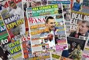 Revue de presse : Mardi 2 Juin