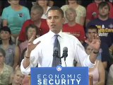 Barack Obama: Town Hall in Cedar Rapids