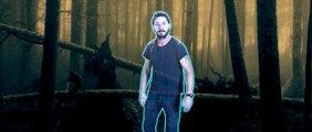 Shia Labeouf en mode Star Wars  Shiawalker motive Luke Skywalker