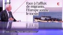 Migrants : Michel Vauzelle dénonce le manque d'exemplarité de l'Europe