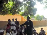 Ben Daouda Toure'  welcomed:  Guinea, West Africa