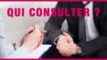 Qui consulter ? (Sylvain Mimoun)