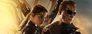 TERMINATOR GENISYS - Movie Clip #1 [Full HD] (Emilia Clarke Aka Daenerys #GOT, Arnold Schwarzenegger)