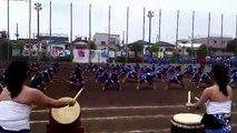 Monami sorang bushi the Japanese traditional dance.  May -29-2015