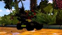 LEGO Dimensions : trailer construction de véhicules