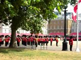 Trooping the Colour ceremony at the Horse Guards Parade - May 2011.
