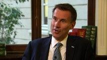 Health Secretary: Clampdown on agency staff spend