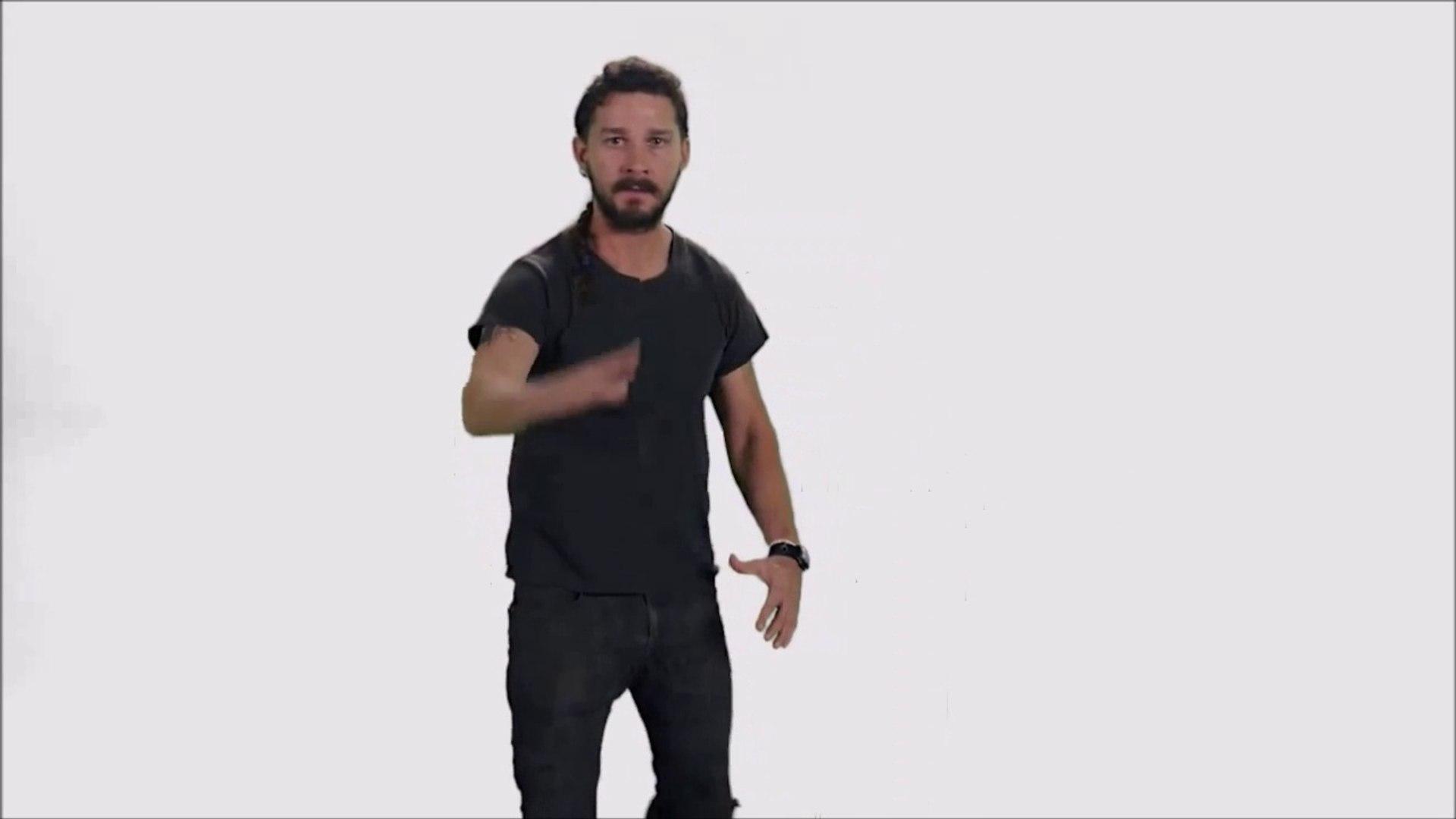 Shia LaBeouf motivational speech best parodies - Compilation
