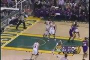 Kobe Bryant 46 points vs Sonics 2006-07