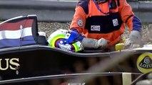 ADAC Formel Masters 2012 Zandvoort Beitske Visser schwerer Unfall