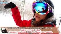 Because I am an expert!! スノーボード英会話 竜王シルブプレシーズン2 VOL20 スノーボード動画