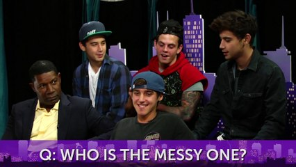 The Janoskians: Who's the Sexiest?