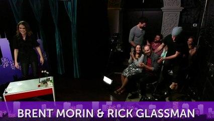 Brent Morin and Rick Glassman PLUS Charlamagne Tha God - Tiny Tiny Talk Show