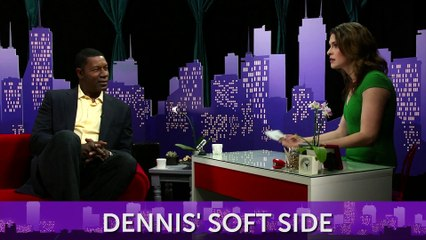 Dennis Haysbert and the Janoskians on Tiny Tiny Talk Show