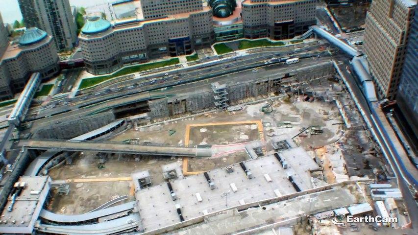 New York : le time lapse de 11 ans de construction du One World Trade Center-