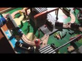 Thomas and Friends , Diesel Works Playset. Bloopers and out-takes