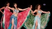 Layalina par la Compagnie Es'saada - danse orientale bellydance Paris
