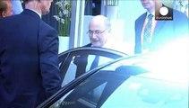Joseph Blatter tritt als FIFA-Präsident zurück