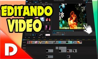 Haciendo un vídeo para mi segundo canal Dailymotion