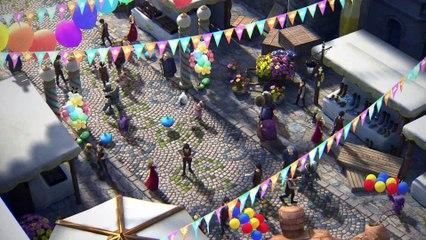 Bande annonce une nouvelle épopée - DRAGON QUEST HEROES Le Crépuscule de l Arbre du Monde  de Dragon Quest Heroes : Le Crépuscule de l'Arbre du Monde