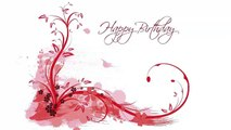 Adobe Illustrator Tutorial - Floral Happy Birthday